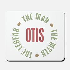 Otis Man Myth Legend Mousepad