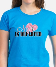My Heart Is Deployed Tee
