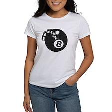 No Fear 8 Ball Women's T-Shirt