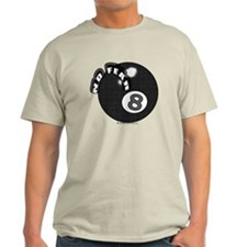 No Fear 8 Ball Light T-Shirt