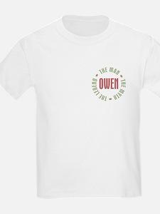 Owen Man Myth Legend T-Shirt