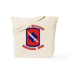 CAMP VICTORY Tote Bag