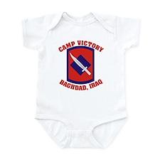CAMP VICTORY Infant Bodysuit