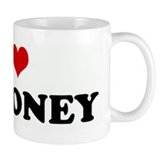 I Love MY HONEY Mug