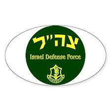 IDF Logo Oval Decal