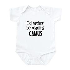 Camus Infant Bodysuit