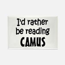 Camus Rectangle Magnet