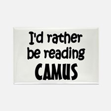 Camus Rectangle Magnet (10 pack)