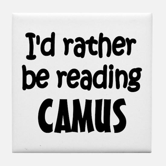 Camus Tile Coaster