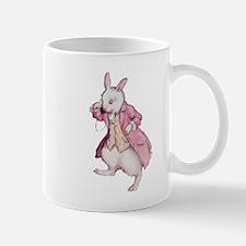 I'M LATE, I'M LATE Small Mugs