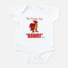RAWR Infant Bodysuit