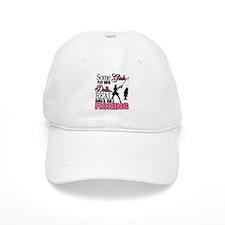 Real Girls Go Fishing Baseball Cap