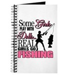 Real Girls Go Fishing Journal