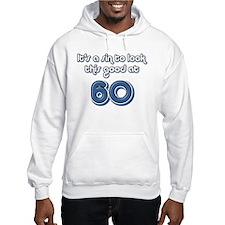 Sinful 60th Birthday Jumper Hoody