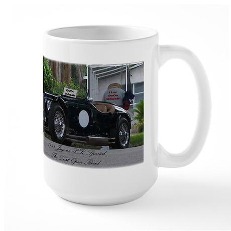 XK Special Large Mug