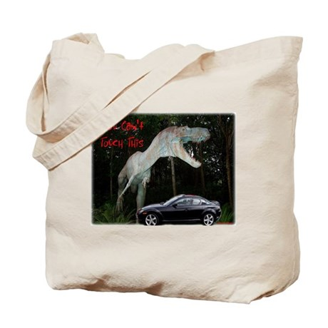 You Can't Touch This Tote Bag