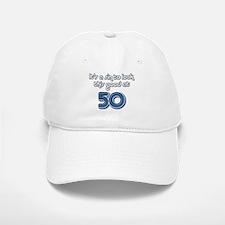 Sinful 50th Birthday Baseball Baseball Cap