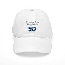Sinful 50th Birthday Baseball Cap