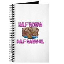 Half Woman Half Narwhal Journal
