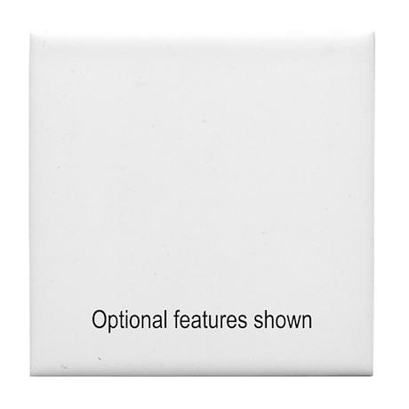 Disclaimer Tile Coaster
