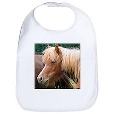 Classic Mini Horse Portrait Bib