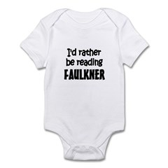 Faulkner Infant Bodysuit