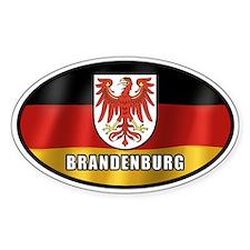 Brandenburg coat of arms (white letters)