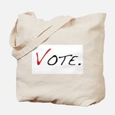 Vote. Tote Bag