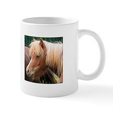 Classic Mini Horse Portrait Mug