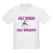 Half Woman Half Mosquito T-Shirt