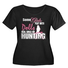 Real Girls Go Hunting T