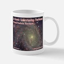 """A Cosmic Understanding"" Mug"