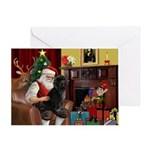 Santa's PWD Greeting Card