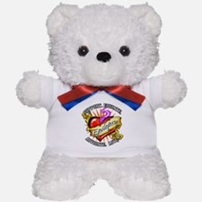 Epilepsy Tattoo Heart Teddy Bear