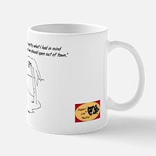 Desert Isle theatre mug