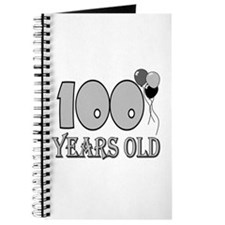 100th Birthday GRY Journal
