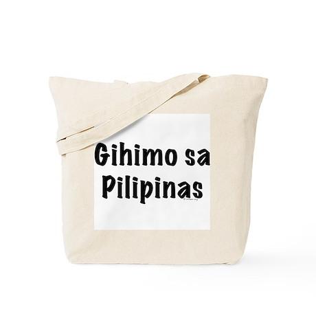 Gihimo sa Pilipinas Tote Bag