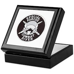 Specfor Frogman Keepsake Box