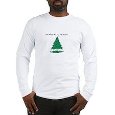 Washington's Cruisers Flag Long Sleeve T-Shirt