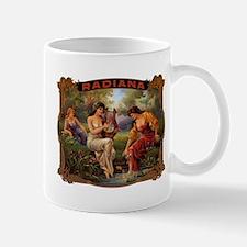 Radiana Label Mug