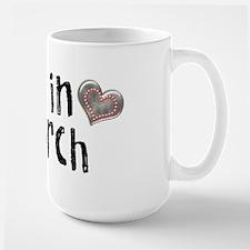 March Large Mug