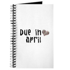 April Journal