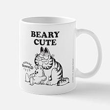 Beary Cute Garfield and Pooky Mug