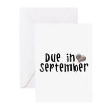 September Greeting Cards (Pk of 10)