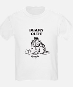 Beary Cute Garfield and Pooky T-Shirt
