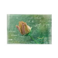 The Rose Rectangle Magnet