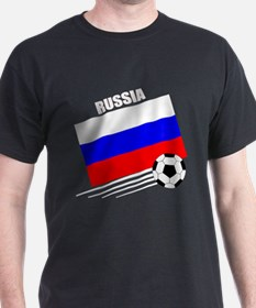 Russia Soccer Team T-Shirt