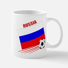 Russia Soccer Team Mug