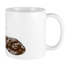 Chocolate Dapple Dachshund Mug