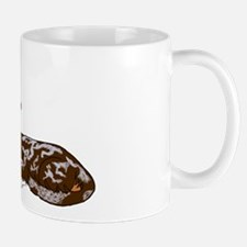 Chocolate Dapple Dachshund Small Small Mug